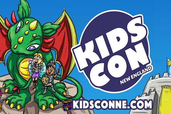 Kids Con New England 2017