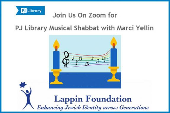PJ Library Musical Shabbat with Marci Yellin