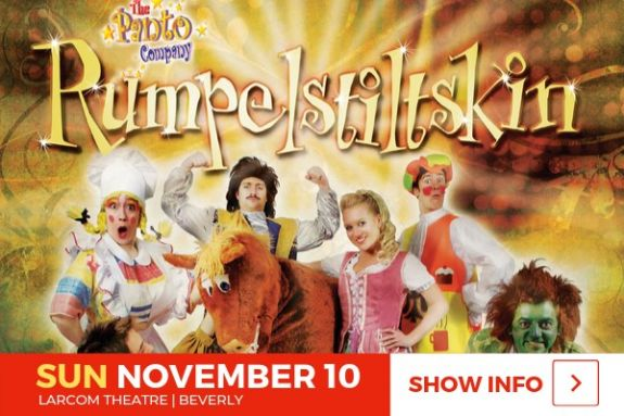 Rumplestiltskin at Larcom Theatre in Beverly MA