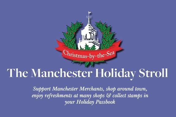 Shop downtown merchants, win prizes and have fun in Manchester Massachusetts!