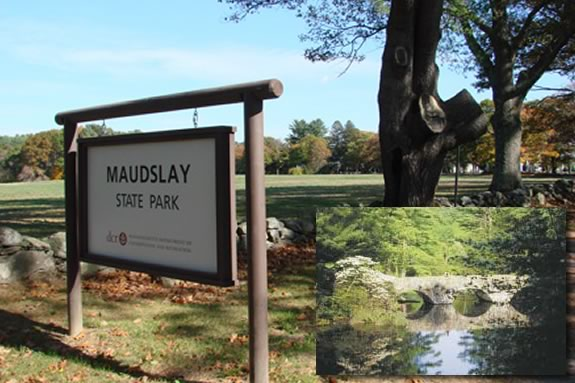 Learn about the bridges of Maudslay State Park at this FREE Tour in Newburyport.