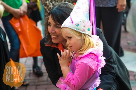Mayor's Night Out includes Trick or Treating in Downtown Salem, Massachusetts! Photo: John Andrews of Social Pilates