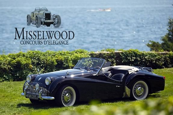 The Councours d'Elegance is a fundraiser for Endicott College scholarship progra