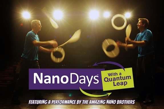 Explore the world from a nano perspective at the Museum of Science!