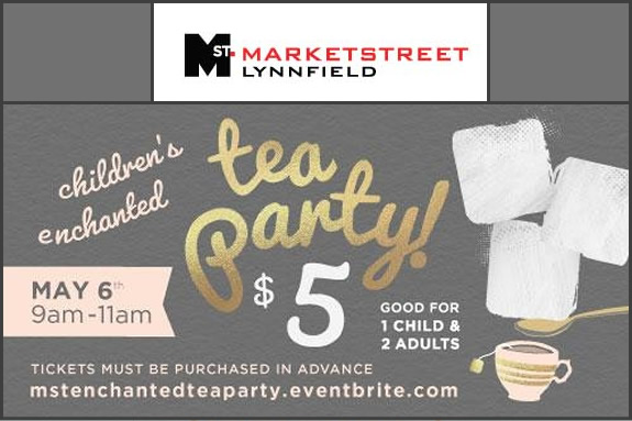 Events and things to do at MarketStreet Lynnfield