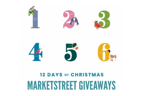 MarketStreet Lynnfield 12 Days of Christmas Prize Giveaway
