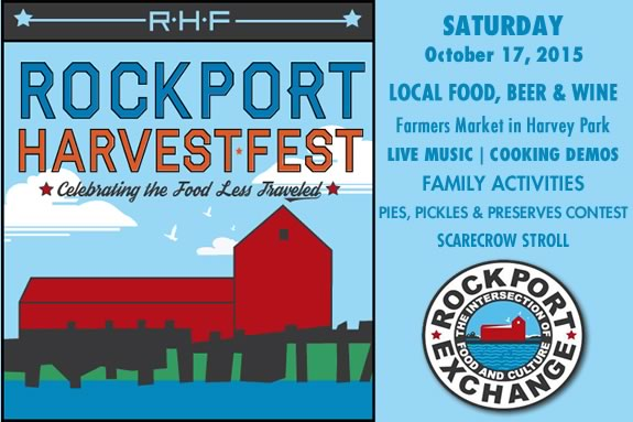 Food, music, art and fun come together for a great family time in Rockport MA!