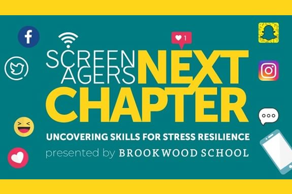 Brookwood School hosts a screening of Screenagers: Next Chapter
