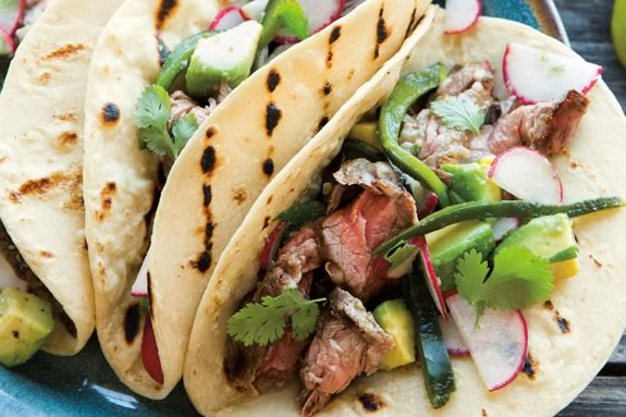 Kids will make tacos at Williams-Sonoma Lynnfield's FREE workshop for Junior Chefs!