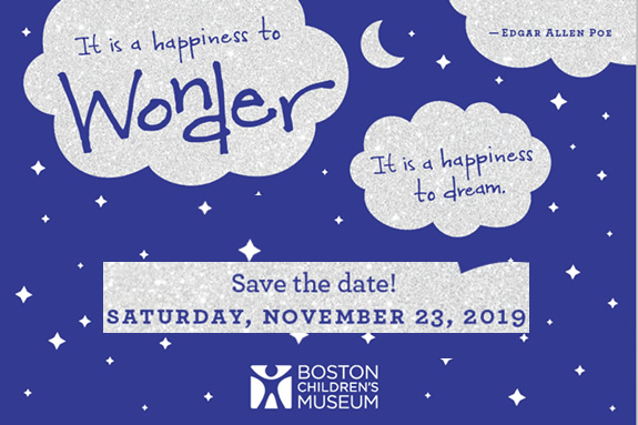 Boston Children's Museum Wonder Ball