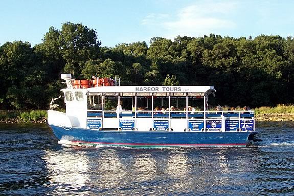 This Beach Creature Cruise aboard the Yankee Clipper is about the estuary