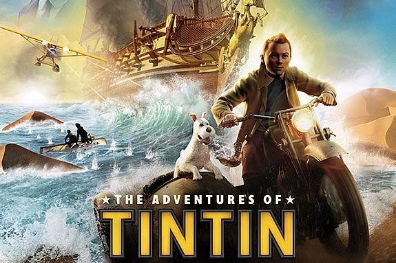 Follow Tin Tin and his dog Snowy through one adventure after the next at NPL!