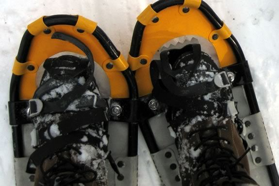 REI is offeirng a Snow Shoeing Basics course at Appleton Farms in Ipswich!