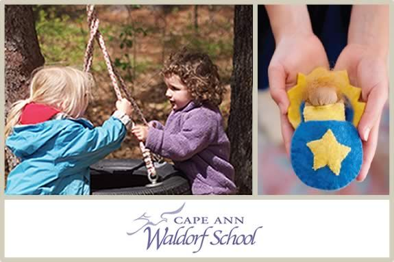 Cape Ann Waldorf School Playgroup Beverly MA
