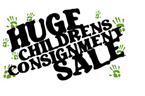 Newburyport Mothers Club Spring consignment, Children's consignment sales event