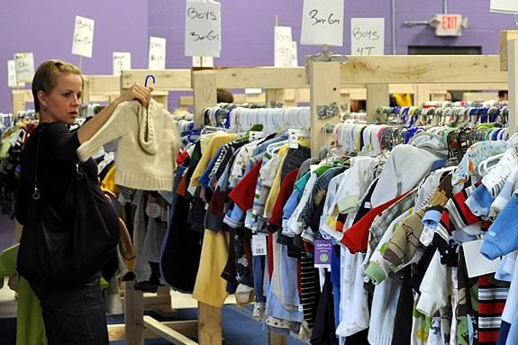 This sale will offer gently used, good quality children's clothes, ...