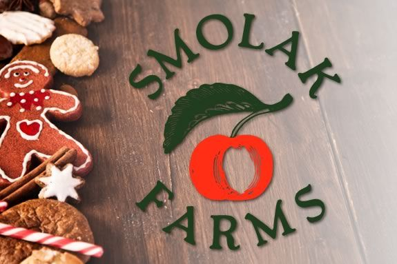 Join us for one or all of our cookie decorating workshops at Smolak Farms!