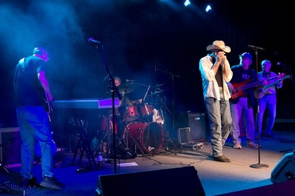 The Country Mile Band is a country music, dance, party and show band that's eage