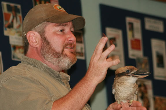 Kids will  learn about all kinds of creatures from the Creature Teachers at MPL