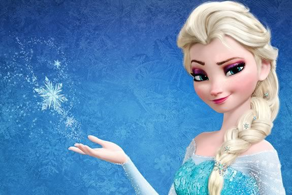 Frozen Singalong at the Manchester Public Library