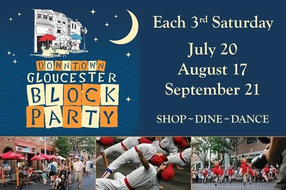 Food, Music, craft and fun come together for a great family time in Gloucester.