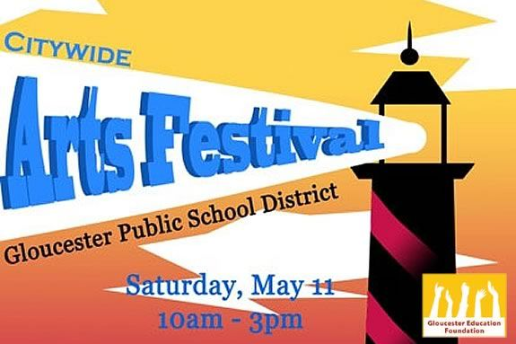 The Gloucester Public School Arts Festival is hosted by the GEF
