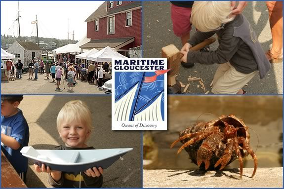 On Heritage Day, admission is free at Maritime Gloucester!