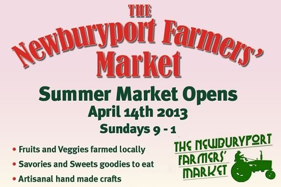 You'll find Organic locally grown produce, meat & dairy at the  Newburyport Farm