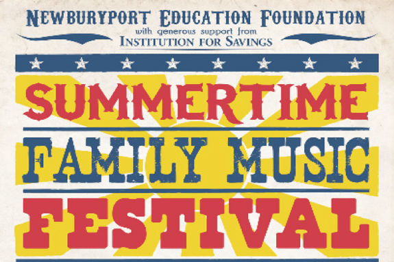 Newburyport Education Foundation Summertime Family Music Festival 2012
