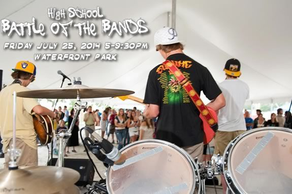 Local high school-aged bands will compete to see who rises to the top in the Bat