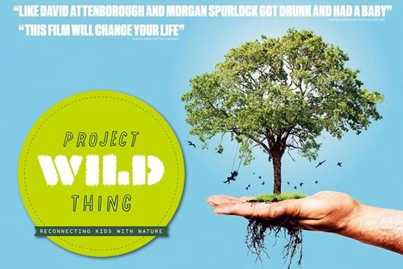 Project Wild Thing encourages families and children to reconnect with nature!