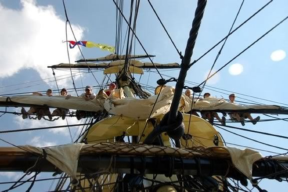 Celebrate 400 Years of Maritime History at Derby Wharf in Salem Massachusetts! V