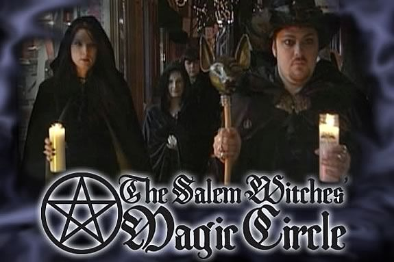 Join the Witches of Salem on the Salem Common to celebrate the Magic Circle!
