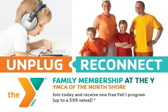 YMCA health club membership voted best fitness club for families northshore Bost