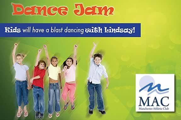Kids Dance Jam at Manchester Athletic Club - Manchester Athletic Club