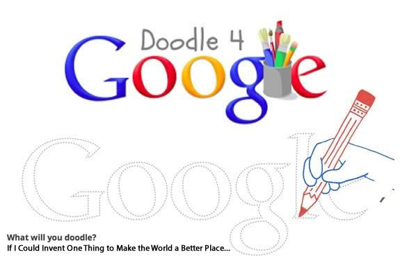 Doodle 4 Google Kids Competition 2014