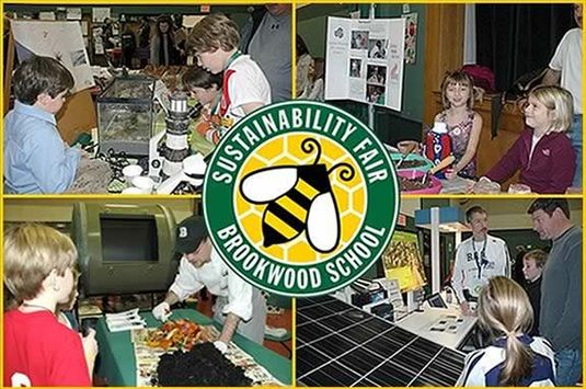 Brookwood School Sustainability Fair 2014