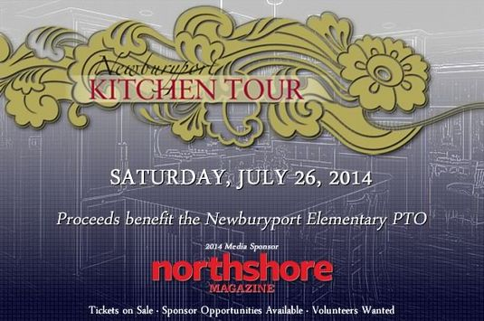 Proceeds from the Newburyport Kitchen Tour benefit the NBPT Elementary PTO