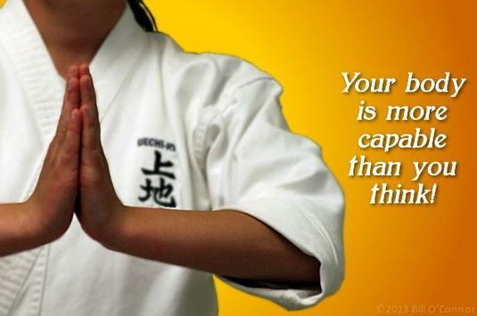 Learn how NOT to be a victim of assault at Gloucester Uechi Karate Academy.