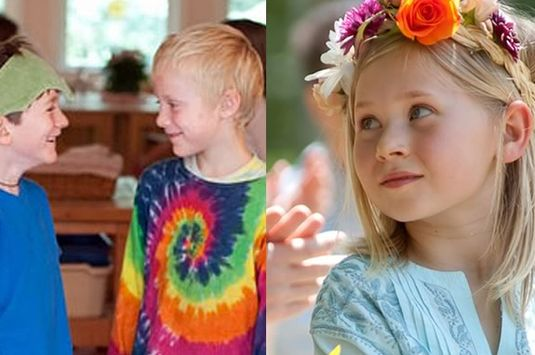 The Waldorf School Story Hour offers a parentsa chance to check out the school