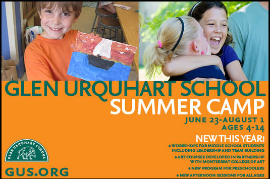 Glen Urquhart School Summer Program in Beverly MA