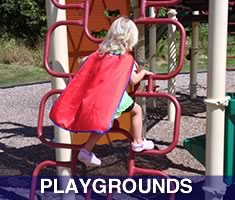 North Shore has a wonderful selection of playgrounds!