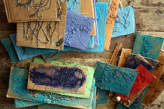 Join the Trustees for a Fish Printing session at the Crane Estate in Ipswich Massachusetts