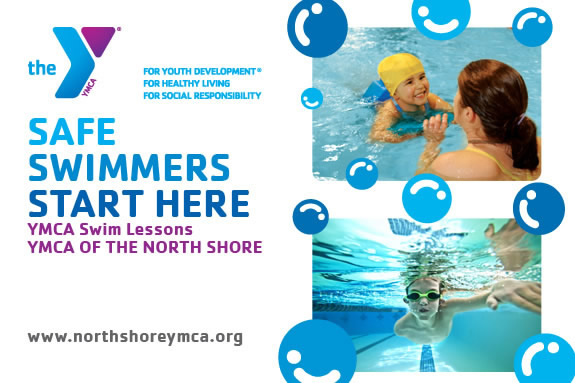 YMCA of the North Shore Parent & Child Swim Lessons | North Shore