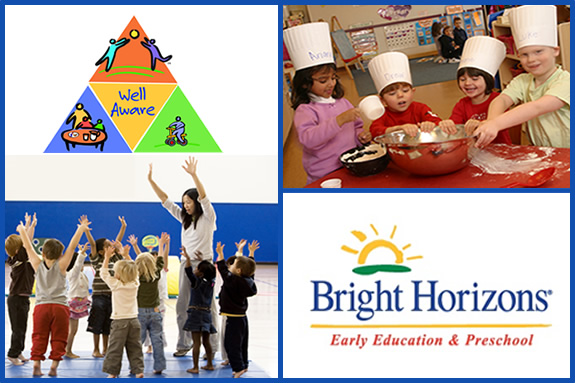Bright Horizons, Bright Horizons: Toddlers and Preschoolers. Preschool, Childcar