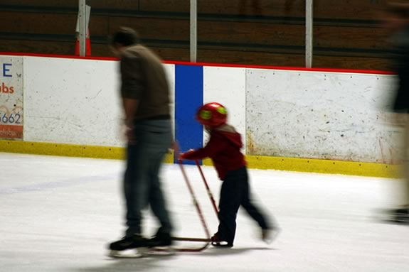 Indoor ice skating rinks & facilities on Boston's North Shore of Massachusetts