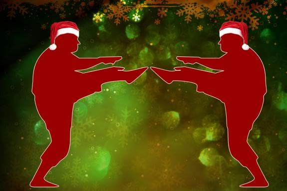 Kick off the new Year at Mahaney's Uechi Ryu Karate Academy!