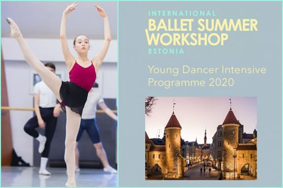 International Ballet Summer Workshop - Estonia