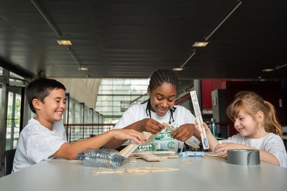 Camp Invention summer camp offers fun, hands-on challenges to encourage innovative, creative problem solving.