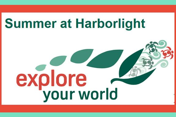 Summer program and camp for infant through grade 8 at Harborlight Stoneridge Montessori School Beverly MA
